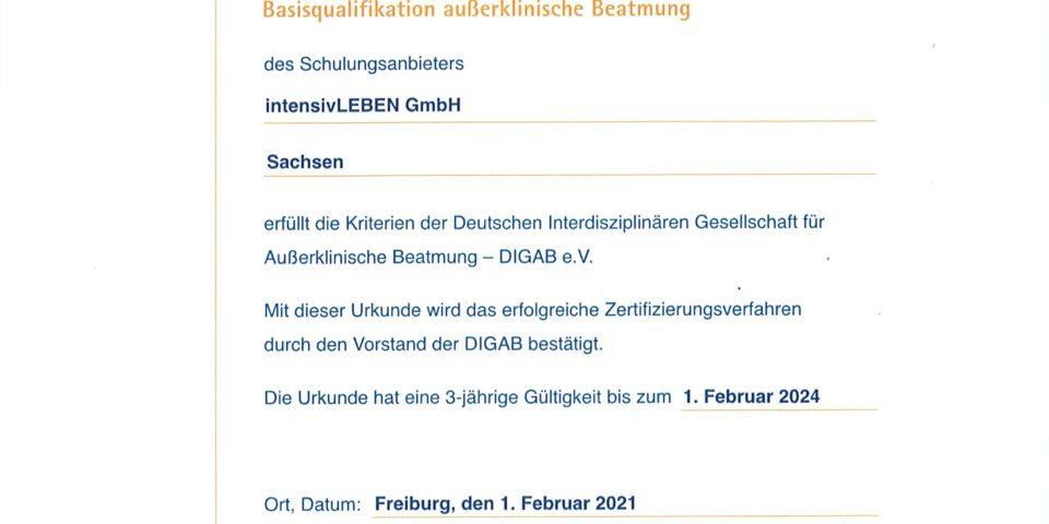 Zertifikat-DIGAB